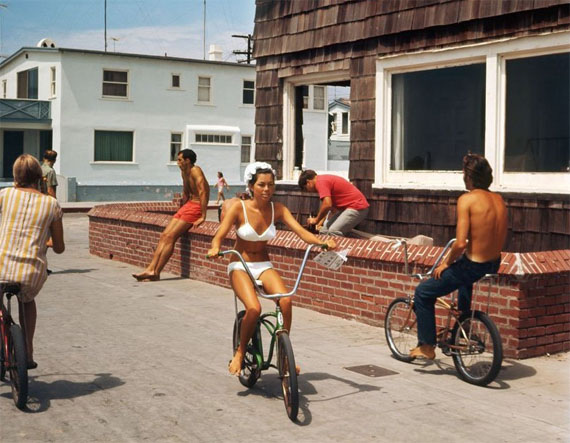 california vintage surf photos