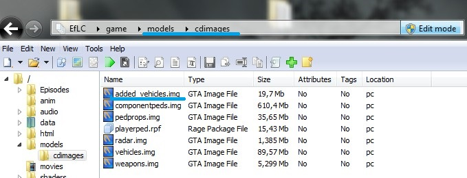 how to create an img file from a folder