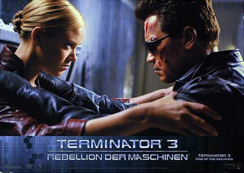 Movie   Terminator    Rise Of The Machines Wallpapers and     Wallpapers The Terminator Terminator Rise of the Machines  Wallpapers The Terminator  Terminator Rise of the Machines