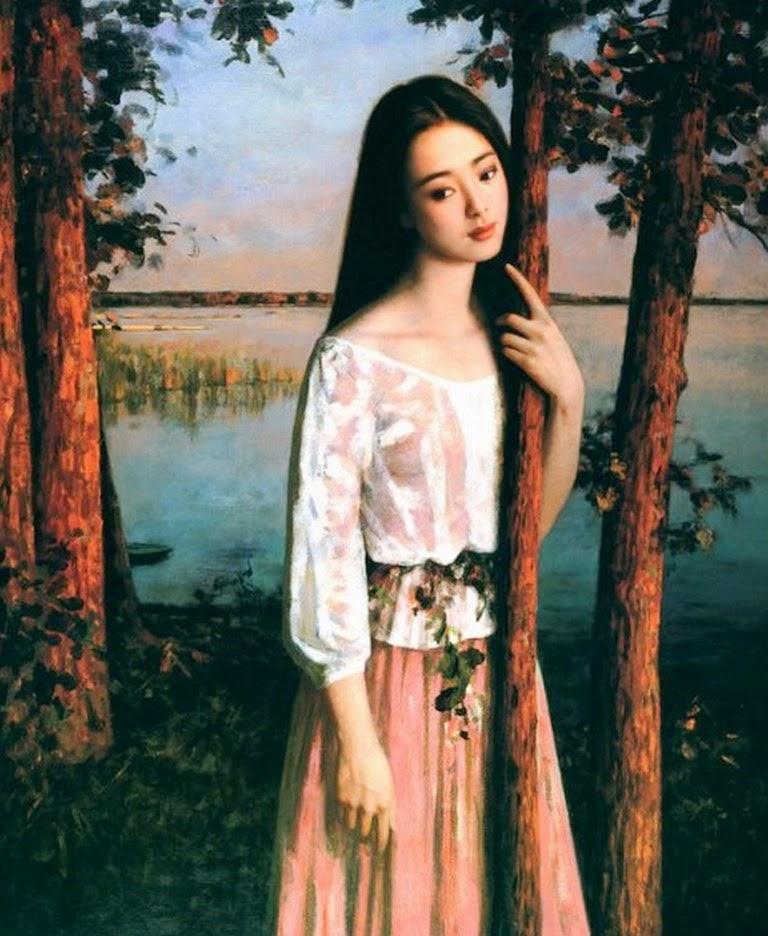 retratos-femeninos-pintura-artistica-al-oleo