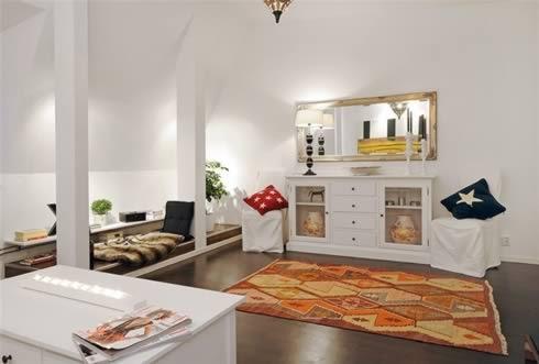 Apartamento moderno estilo escandinavo ideas para - Disenar tu casa ...