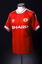 1990-92 Manchester United Home Shirt