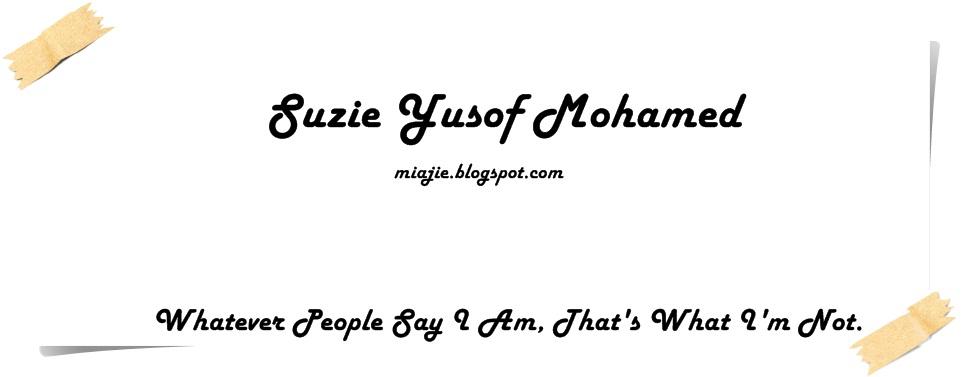 Suzie Yusof Mohamed