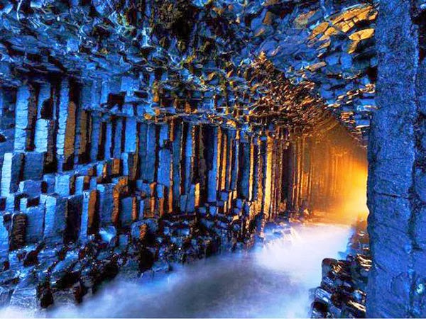 Fingal Cave, Scotland