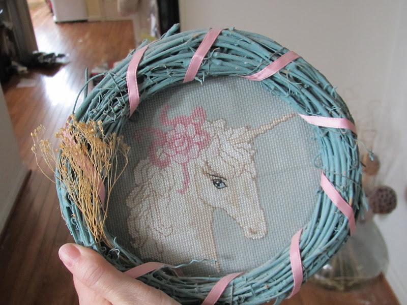 Allison Pang cross stitching 2