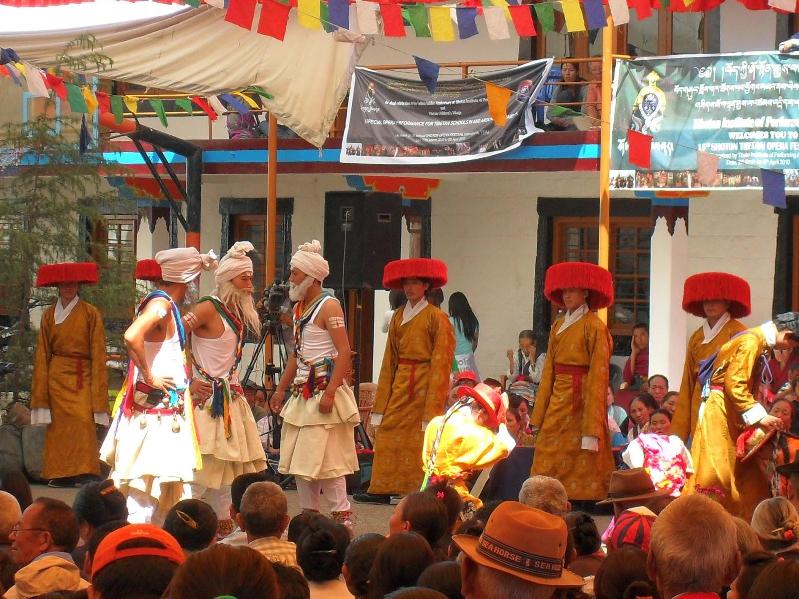 тибетская опера