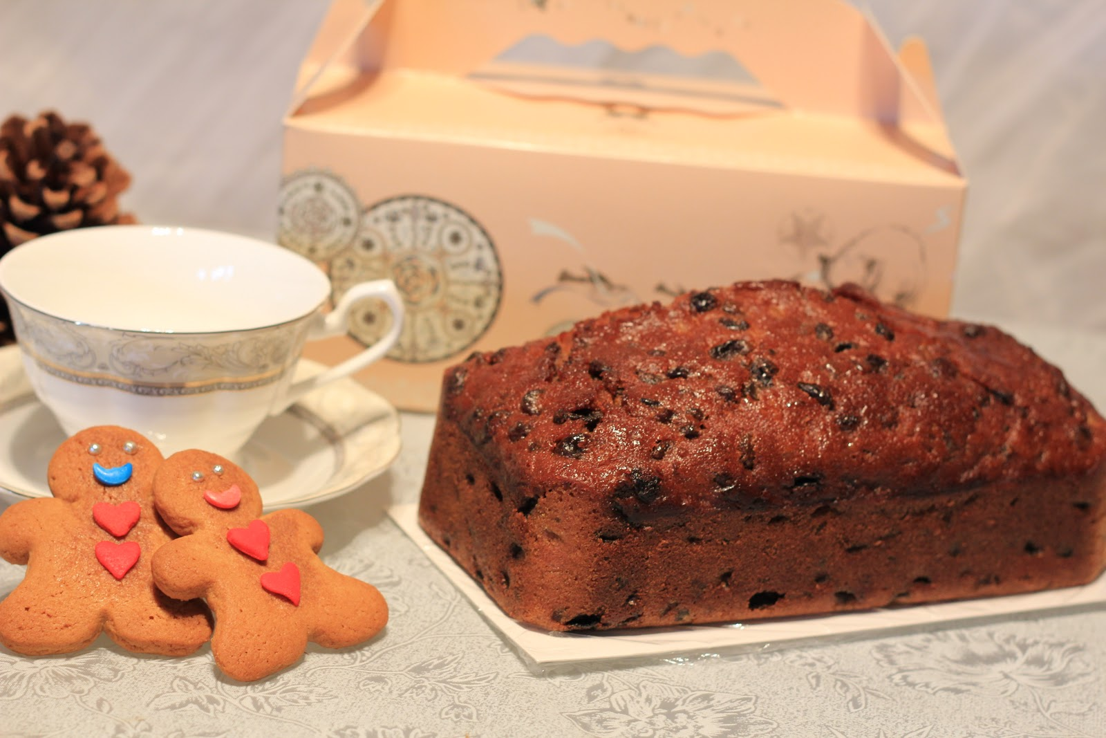 Claxton Fruit Cake Cookies Recipe