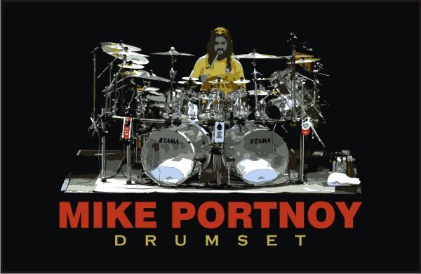 mike_portnoy-drummer_front_vector