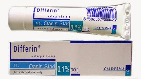 differin adapalene gel 0.3 price