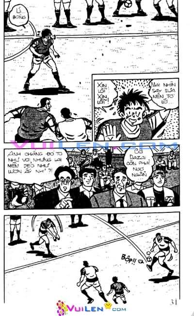 Jindodinho - Đường Dẫn Đến Khung Thành III Tập 63 page 31 Congtruyen24h