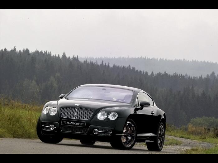 Mansory Bentley Continental Gt Gtc 2008 Automotive Todays