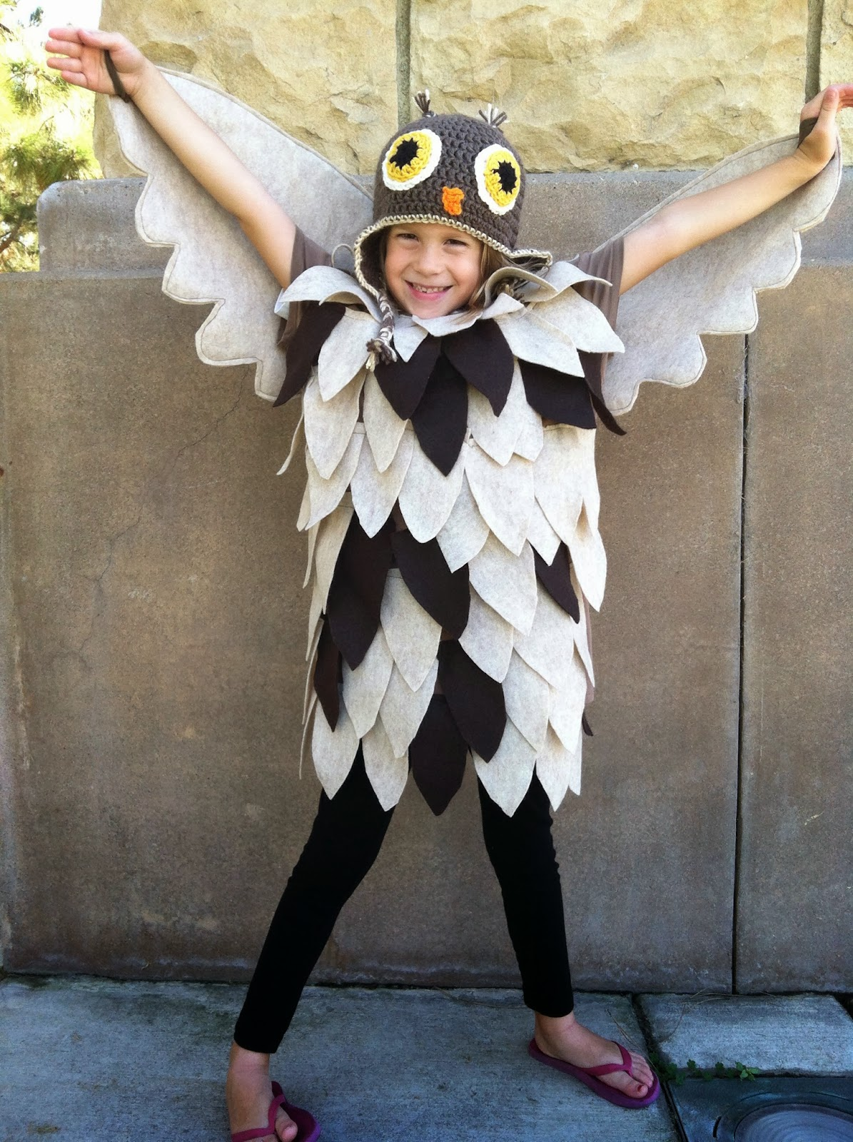 Homemade Bird Costume For Women Chadwicks' Picture Pla...