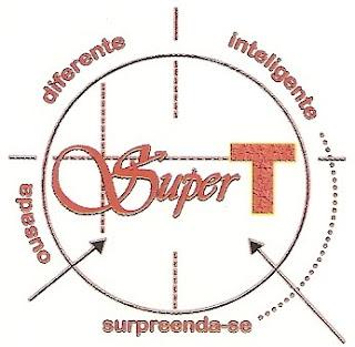 SuperT Camiseta