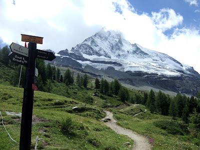Matterhorn from Stafel