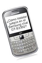 instalar juegos samsung s3350