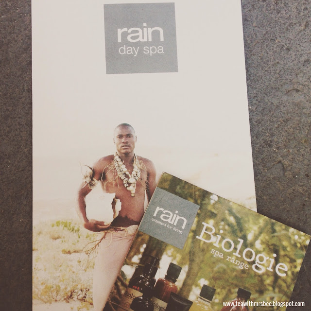 Spoils from Rain Africa at the #CTMeetup