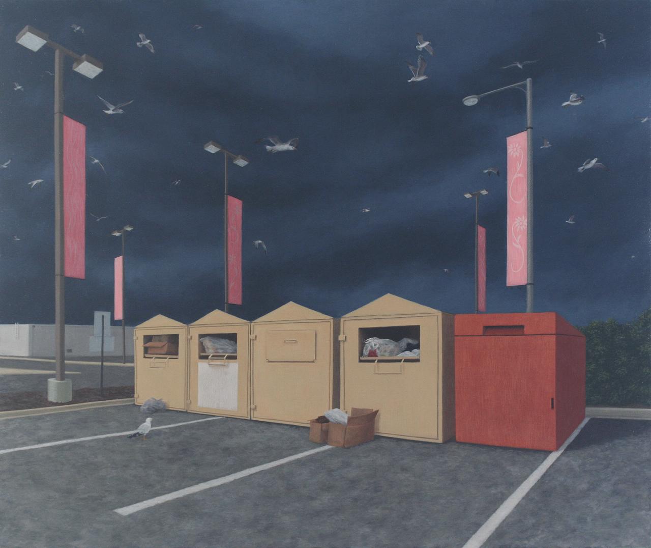 ©Nora Sturges - Paintings 2012-2014. Pintura   Painting