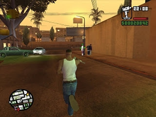 Free Download GTA San Andreas Full MOD PC RIP