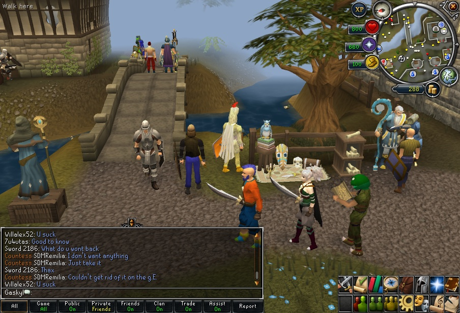 runescape1 Here more time can be spent in enjoying the game