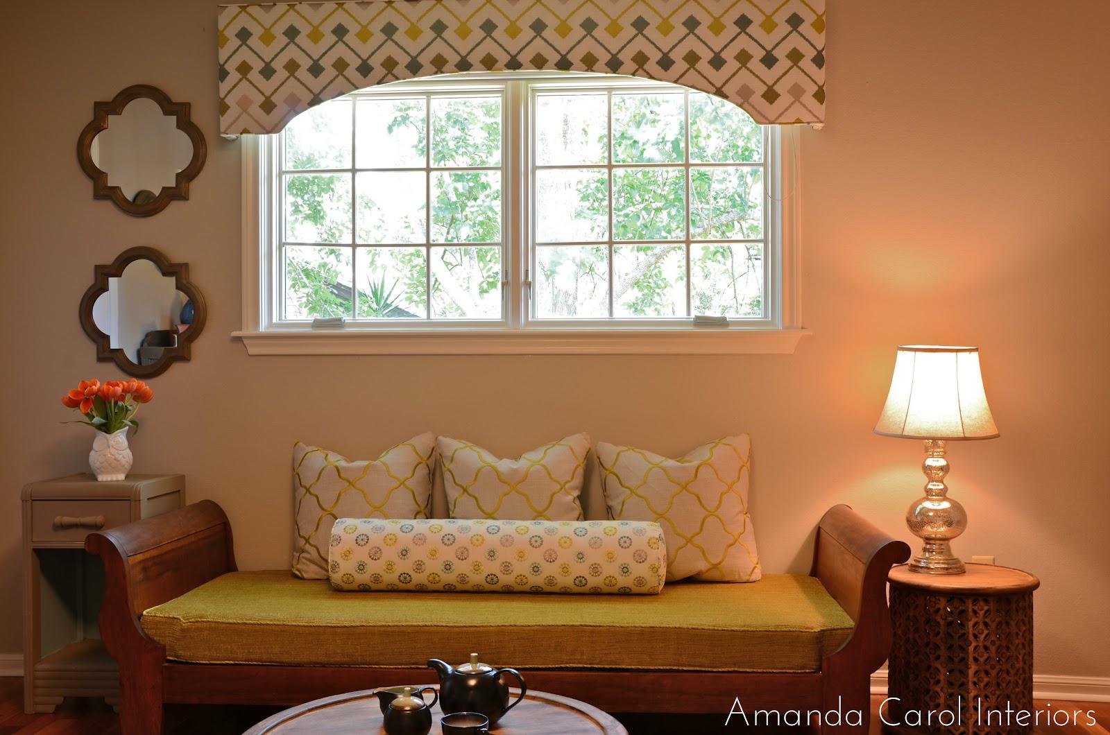 Client 39 s yoga room amanda carol interiors for How to make a yoga room