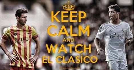 Ver real madrid vs barcelona en vivo por internet sábado 21 noviembre 2015