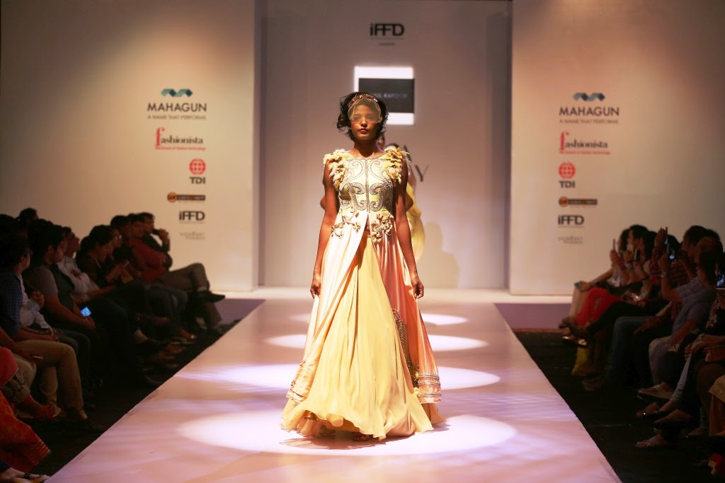 Rahul Kapoor Gen next Designer, India Runway Week 15', IRW 2015