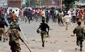 Religious riot in nigeria 2013