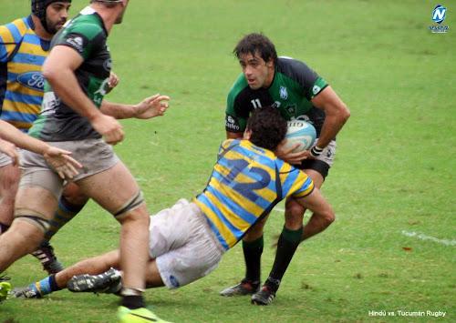 Tucumán Rugby 22 - Híndu Club 24.