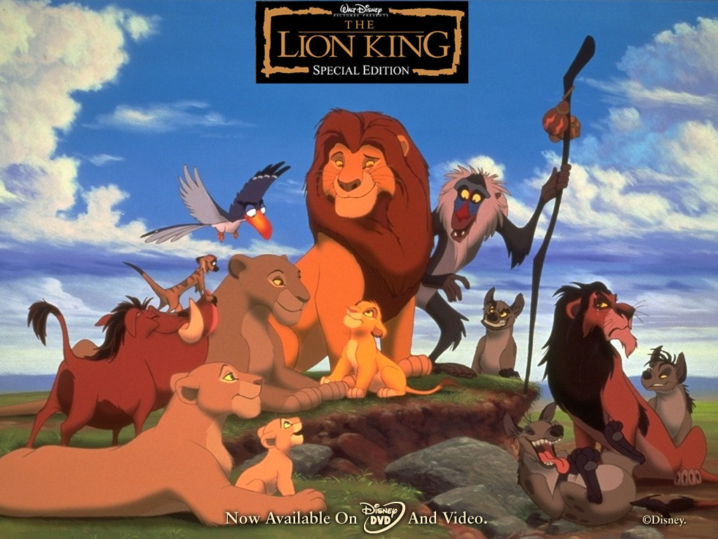Lion King - The Animal Life