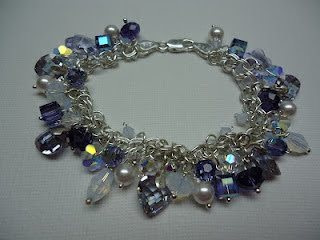 The Moonlight Violet Bracelet