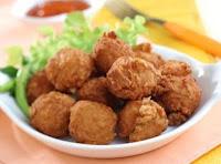 Resep Roti Mantau Goreng Isi Daging