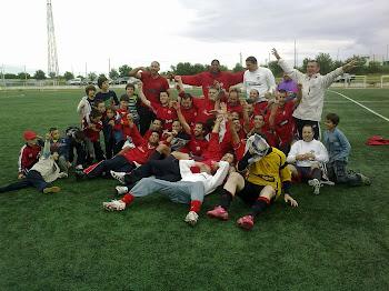 Campeao Distrital /2010/2011/Futebol senior