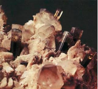 Mineral Tourmaline