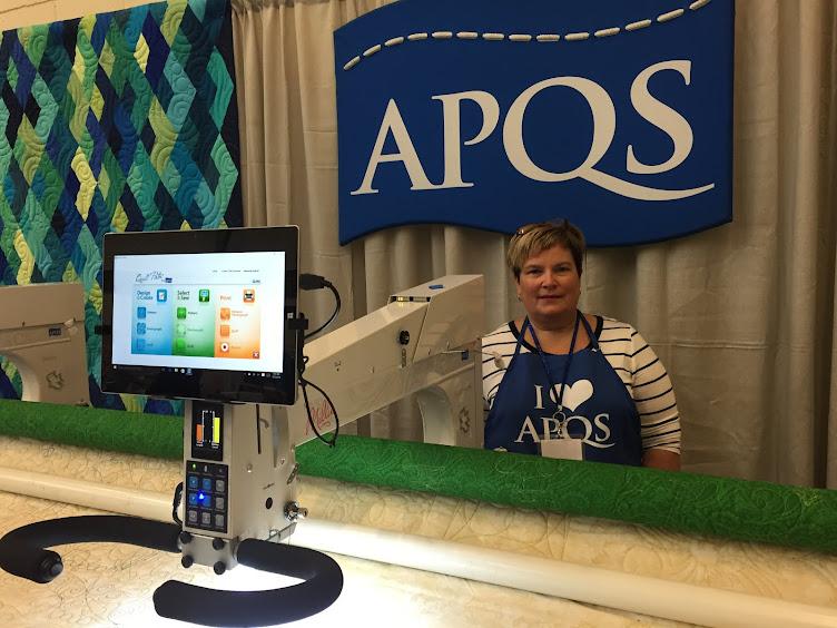 Seashell Quilts - APQS Kelowna