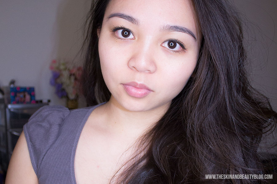 Giorgio Armani Luminous Silk Foundation Review NC25