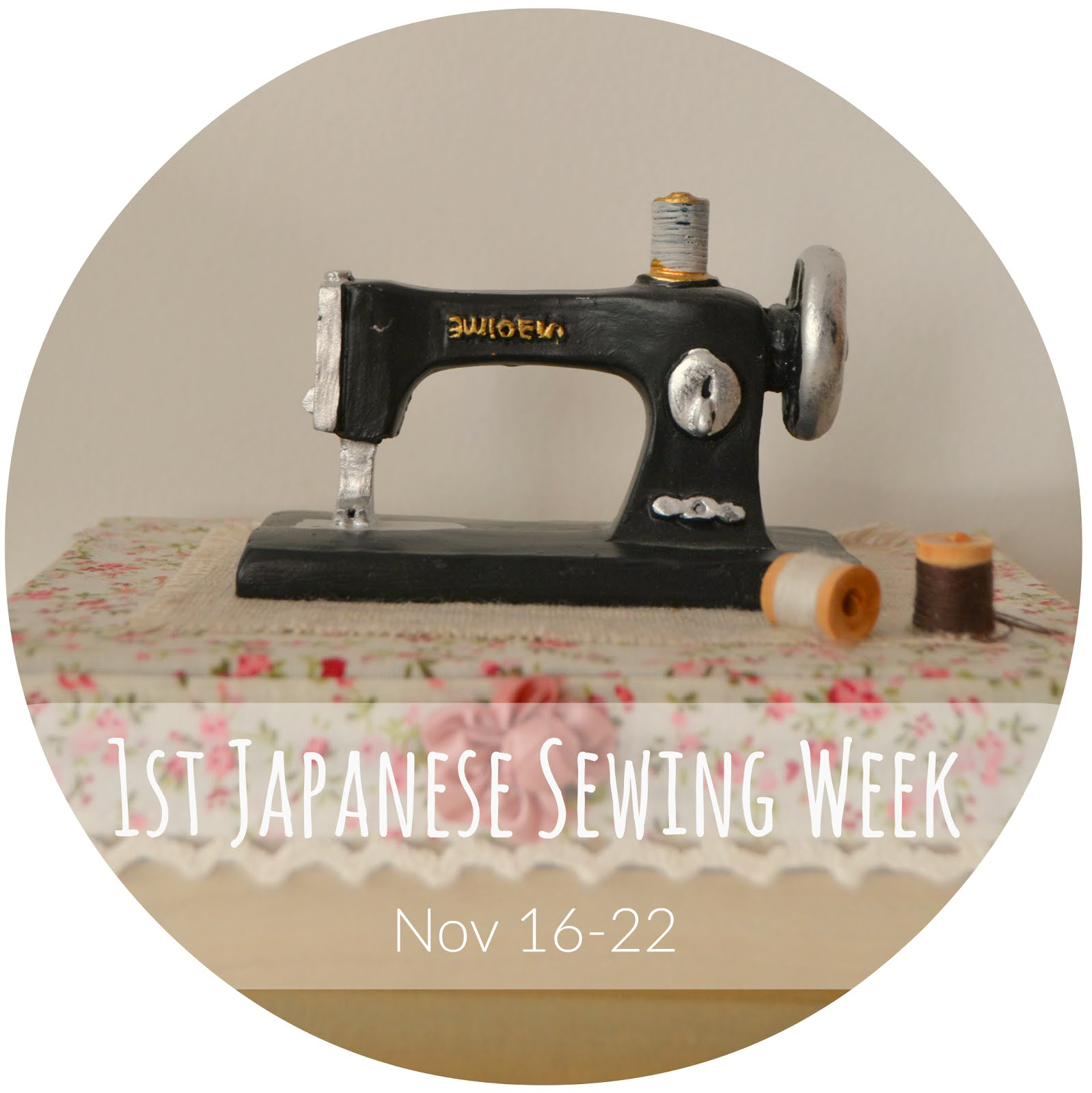 Japanese Sewing Week Blog Tour