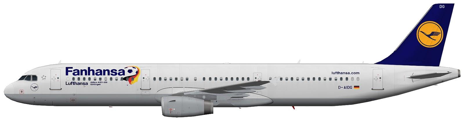 Немецкая авиакомпания сменит название на время проведения ЧМ - изображение 2