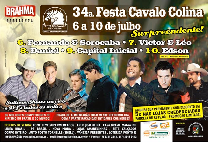 FESTA DO CAVALO 2011