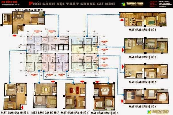 Chung Cư Giá Rẻ Lương Thế - Trung Văn 850 Triệu - 55m2