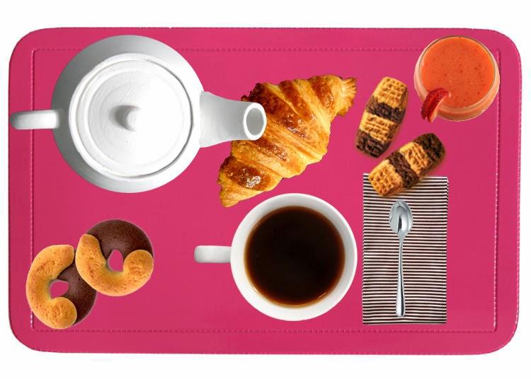 Noxcreare come fare una pochette glamour con una - Tazze colazione ikea ...