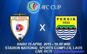 Lao Toyota FC vs Persib