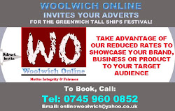 YOU ARE INVITED TO ADVERTISE ON WOOLWICH ONLINE