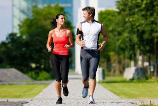 ALT Healthy Weight Loss, Jogging