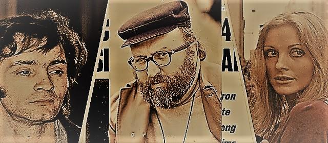 De como Sergio Leone se salvó de la masacre de la familia Manson en la casa de Sharon Tate