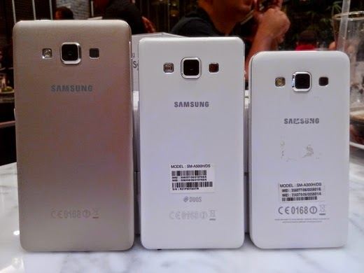 Samsung Galaxy A3, A5, and A7 Officially Launched in the Philippines, Starts at P16,990