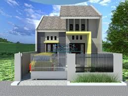 Rumah Idaman Bergaya Minimalis