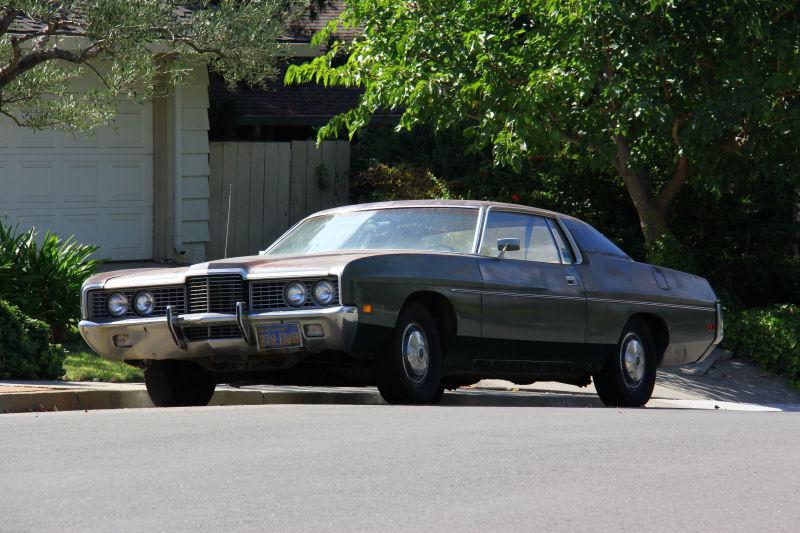 california streets pleasanton street sighting 1972 ford. Black Bedroom Furniture Sets. Home Design Ideas