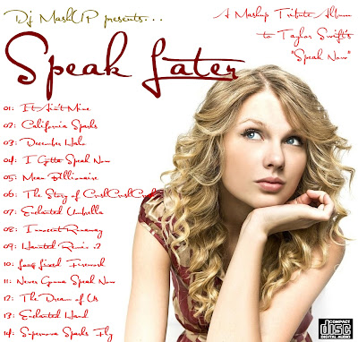 Speak Later - Taylor Swift
