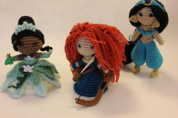 Varietats: Disney Princess by Crochet