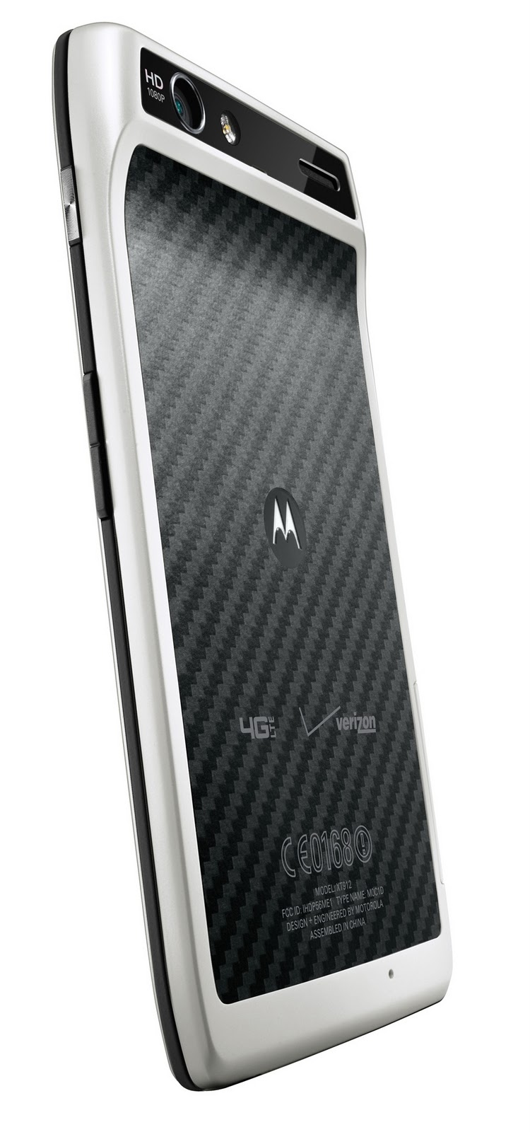 Motorola White Droid Razr released on Verizon-Network ...